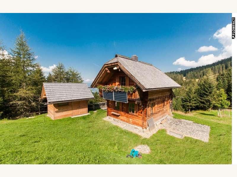Berghütte Hüttenberg - Bild 1