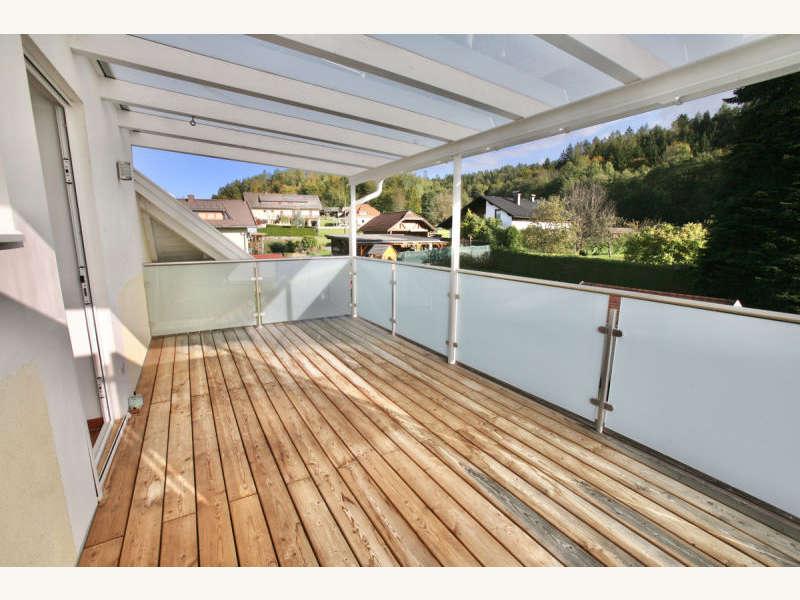 Dachgeschosswohnung Augsdorf - Bild 1