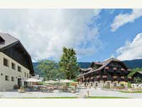 9551 Bodensdorf am Ossiacher See - Terrassenwohnung