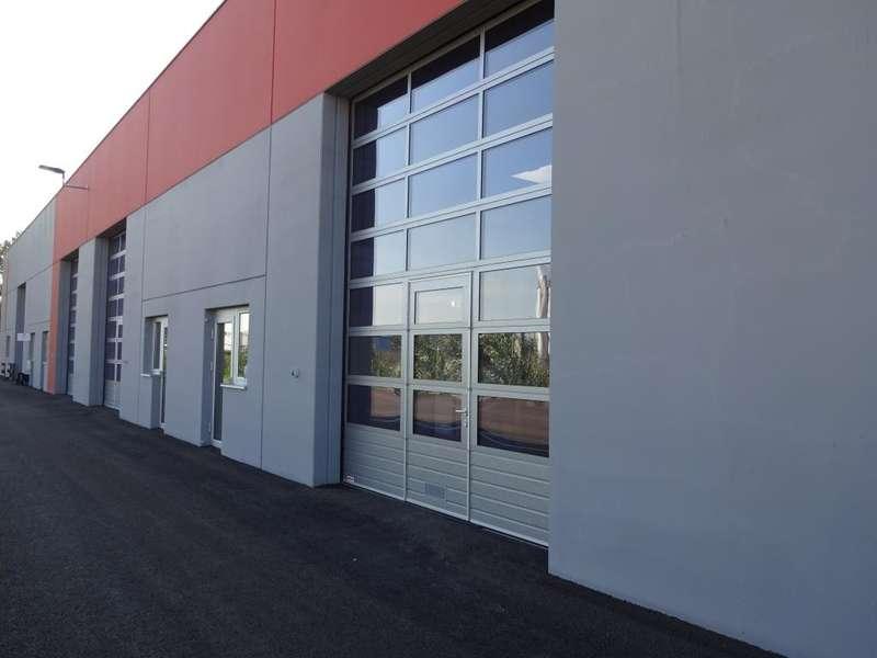 01 Gebäude-Außenansicht - Produktionshalle Groß-Enzersdorf - Bild 1