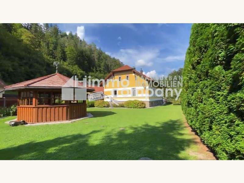 Haus - Einfamilienhaus Weißenbach an der Enns - St. Gallen - Bild 1